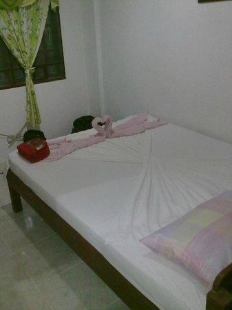 Bulskamp Inn: Le lit confortable