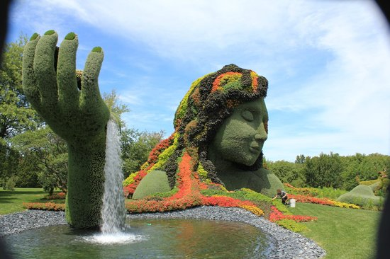 Mother earth picture of montreal botanical gardens for Au jardin des colibris tripadvisor
