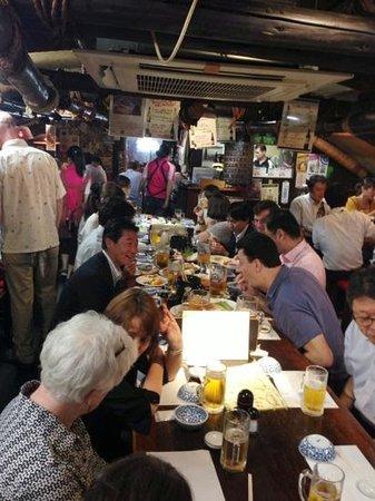 Andy's Shin Hinomoto: Wonderful cramped noisy fun