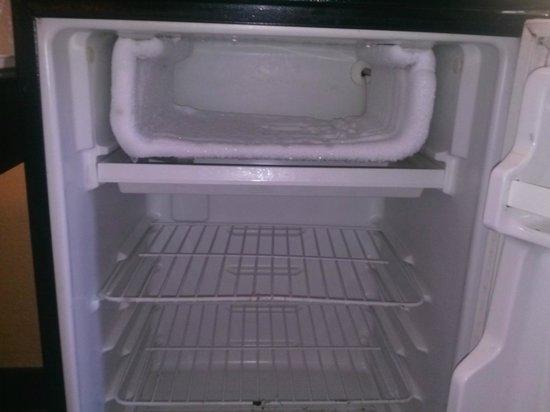 Days Inn Easton: fridge