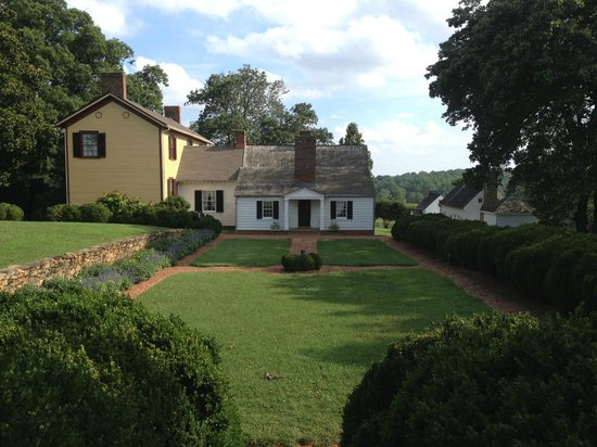 James Monroe's Highland: Monroe's house