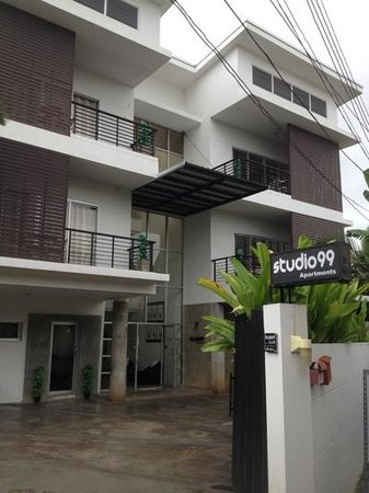Studio 99 Serviced Apartments : Comfortable & convenient