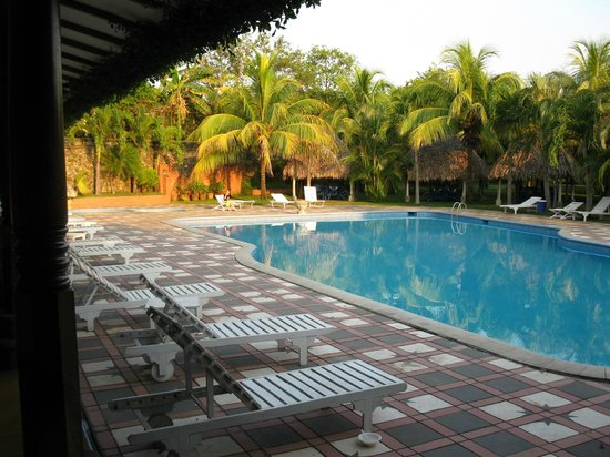 Hotel San Cristobal : Swimming Pool
