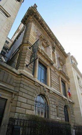 Musee Gustave Moreau : Extérieur de l'hôtel particulier - Musée Moreau