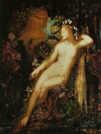 Musee Gustave Moreau : L'érotisme OBSESSIONNEL  et mystique de Moreau