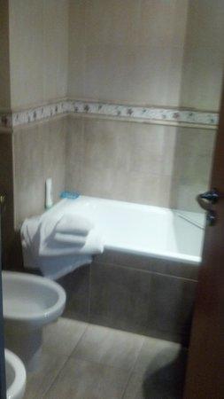 Hotel Presidente Peron: muy conformes
