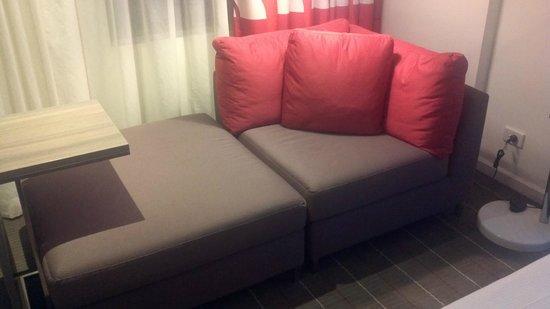 Novotel Glen Waverley: room