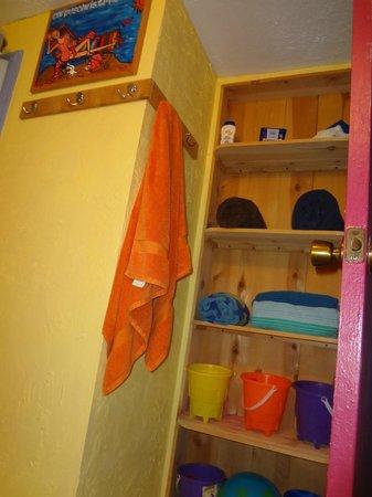 Villa Del Sol: Bathroom decor