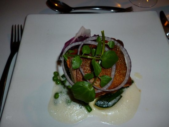 Chicane Bar & Grill: Main course