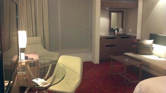 Brisbane Marriott Hotel : Room