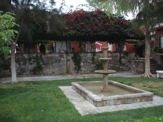 el paso jardines interior hotel