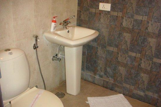 Megha Homestay: washroom