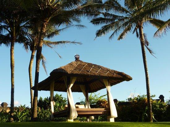 Villa Semarapura : Gazebo
