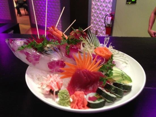Haiku Sushi & Lounge: Add a caption