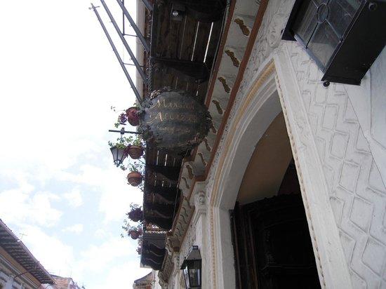 Mansion Alcazar Boutique Hotel: Entrance