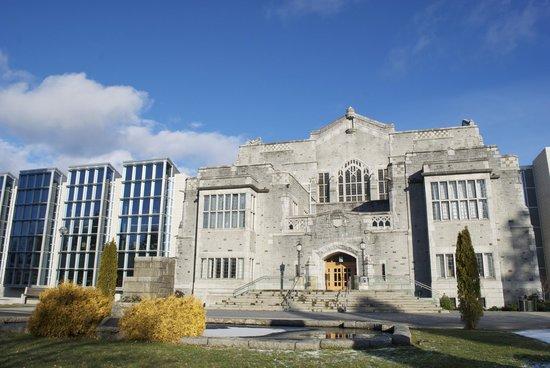 University of British Columbia: Learning Centre
