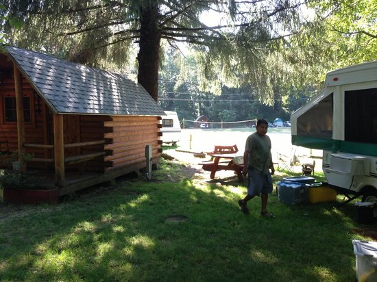 Lincoln City KOA Campground: LC KOA
