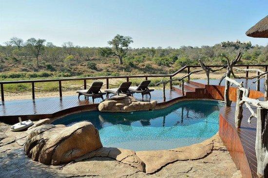 Jock Safari Lodge : Main lodge