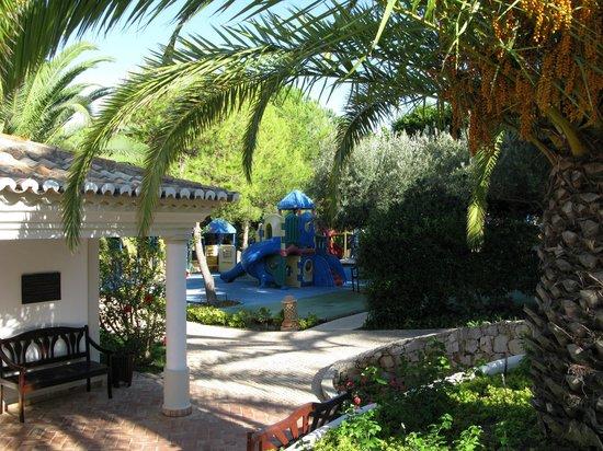 Vila Vita Parc Resort & Spa: Kids playground.