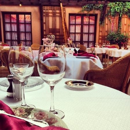 Restaurant Pierre Orsi: pierre orsi