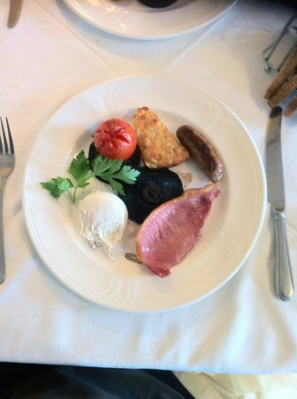 The Hafod Hotel: Wow - What a breakfast!