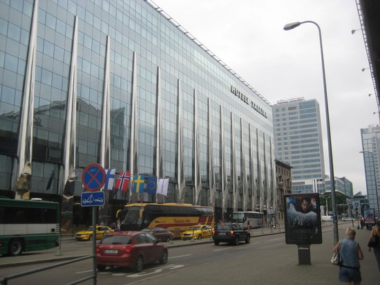 Tallink City Hotel: hotellet