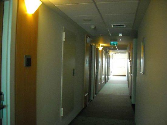 Ibis Izmir Alsancak: Corridor in our floor