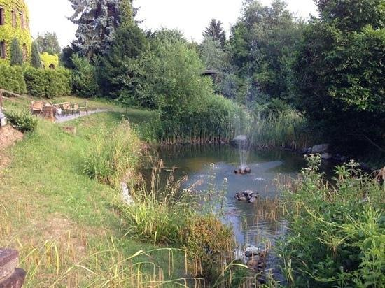 Hotel Land Gut Höhne: garden