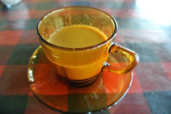 Tanaya Bed & Breakfast: tea