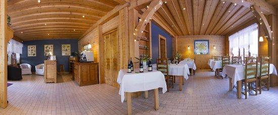 Restaurant le 27: La salle