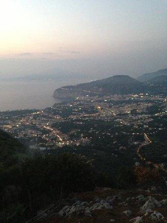 Ristorante Santa Croce Al Picco: una vista dal ristorante