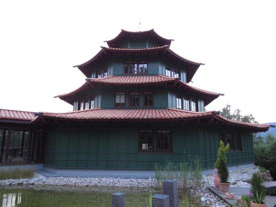Spirit & Spa Hotel Birkenhof am Elfenhain (Ferienhotel Birkenhof KG): Wellness Tempel