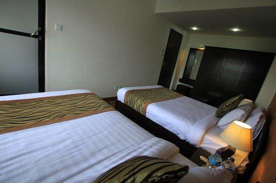 Gaju Suite Hotel: Deluxe Room