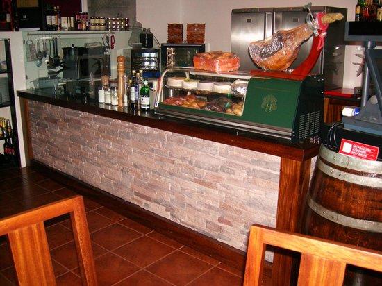 Reserva Bar: Balcão