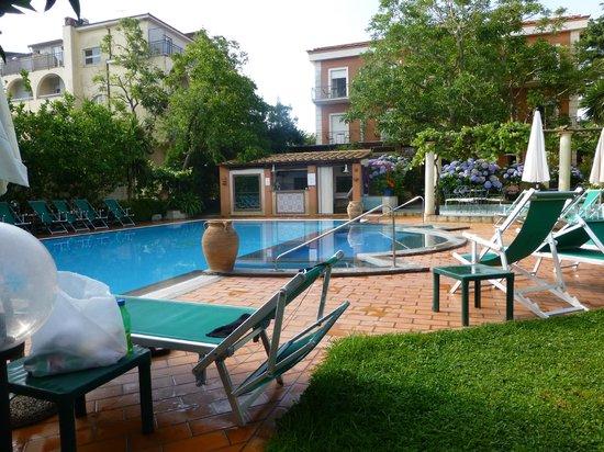 Villa Fernanda Hotel: swimming pool