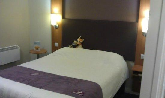 Premier Inn Llandudno (Glan-Conwy) Hotel: Room