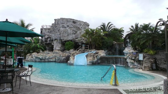 Promisedland Resort & Lagoon : 飯店游泳池