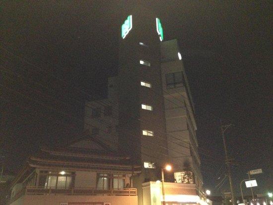 Hotel Hakusan : 外観