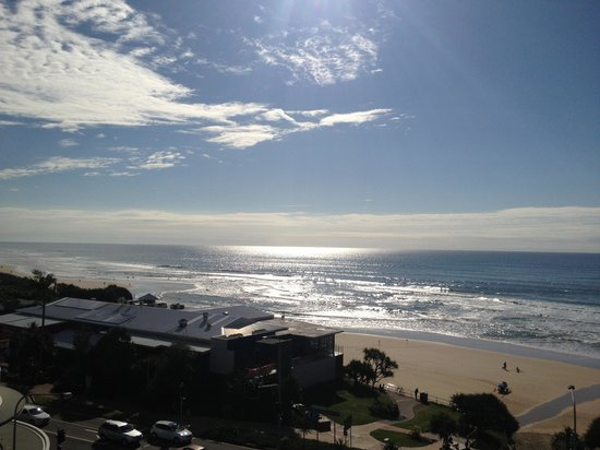 Coolum Caprice Luxury Holiday Apartments: Perfect winter morning at coolum caprice