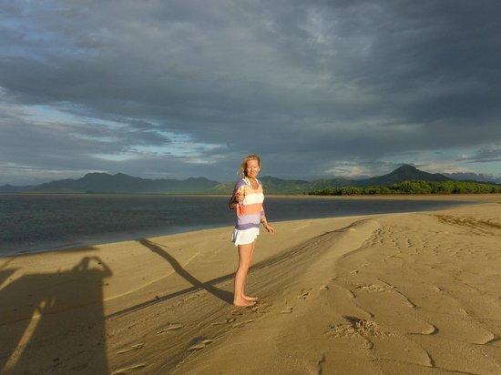 Nukubati Private Island : Sandbank