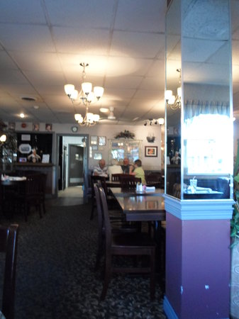 Inside Lawrenceville Picture Of Lawrenceville Restaurant Niagara