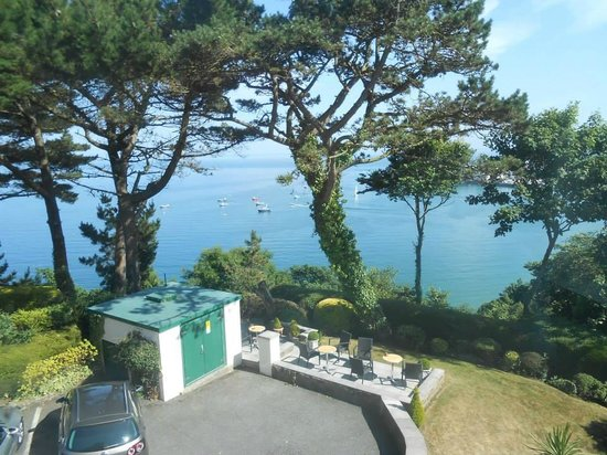 The Park Hotel Tenby: Our view