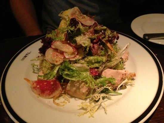 The National : Chicken salad... so tender, and love the dressing!
