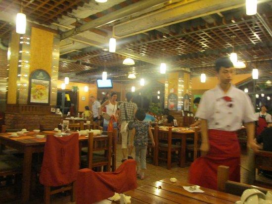 Mcfound(Qixing Road): Restaurant