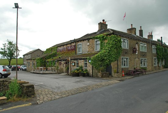 The Tempest Arms Restaurant: The Tempest Arms.