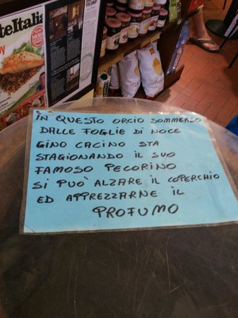 Gino Cacino di Angelo: Da annusare.....