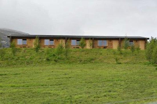 Farmhotel Efstidalur: vue exterieur