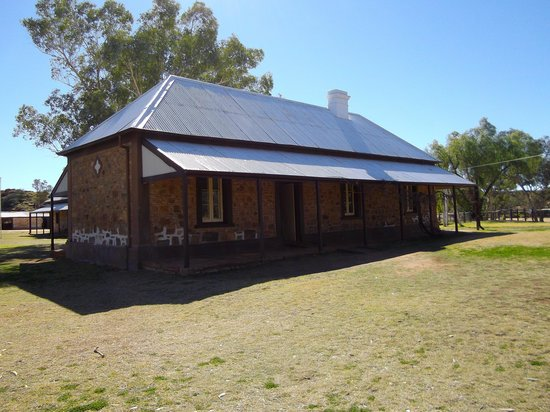 Alice Springs Telegraph Station Historical Reserve : Telegraph