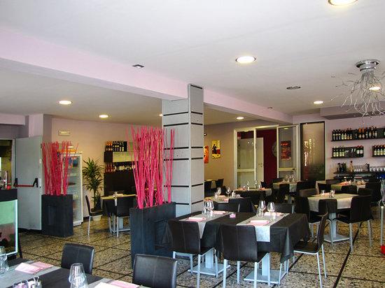Le Nereidi : Sala da Pranzo