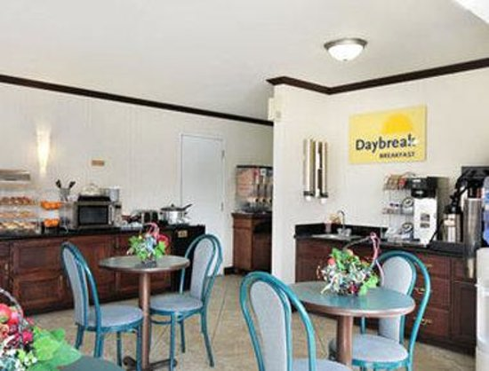 Days Inn Monticello : Breakfast Area